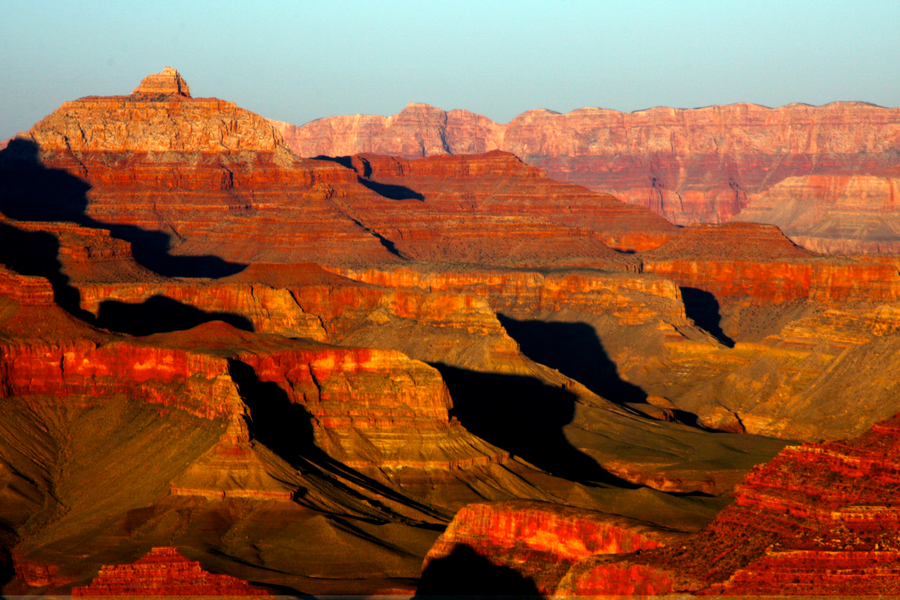How deep is the grand canyon ? Lesson For Kids